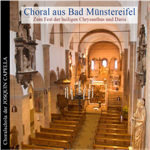 CD cover - Choral from Bad Münstereifel