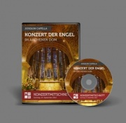 CD cover - Konzert der Engel